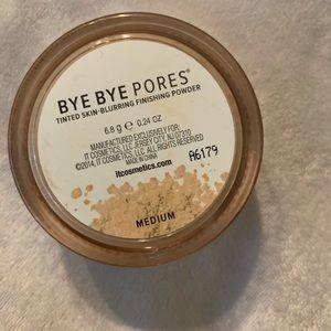 IT cosmetics bye bye pores finishing powder medium